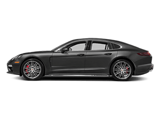 2018 Porsche Panamera Turbo Executive AWD - Side