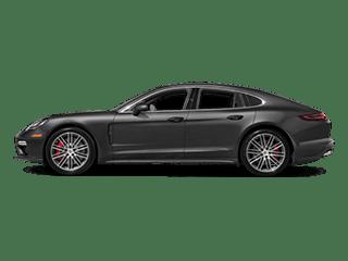 2018 Porsche Panamera Turbo Executive AWD - Side