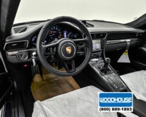 New Porsche 911 R