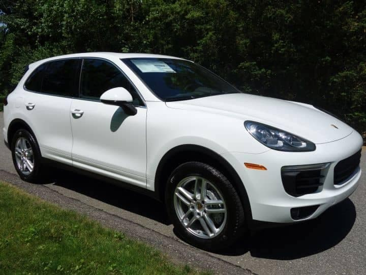2017 Cayenne S Lease Special