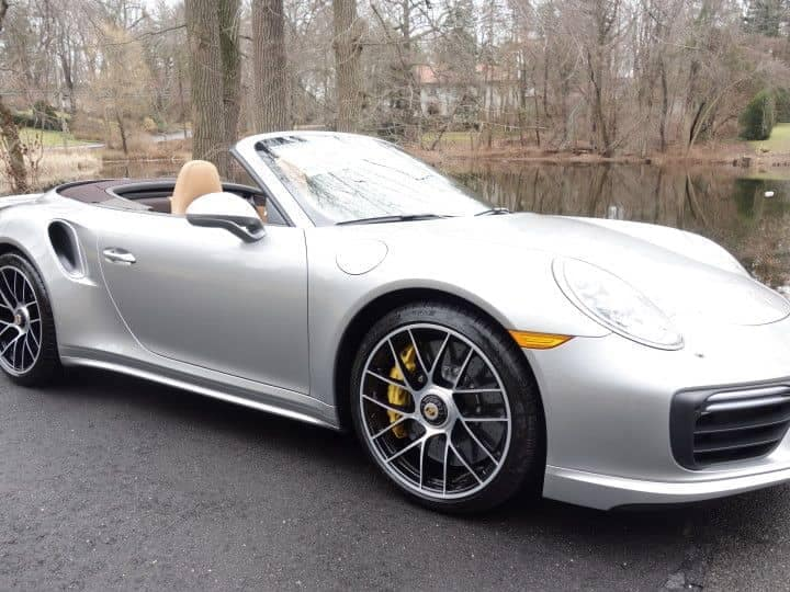 Porsche Exclusive Turbo S Cabriolet