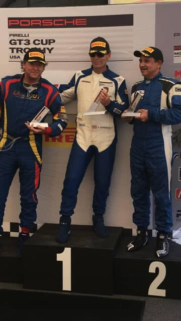 Double Podium LAcarGUY Racing