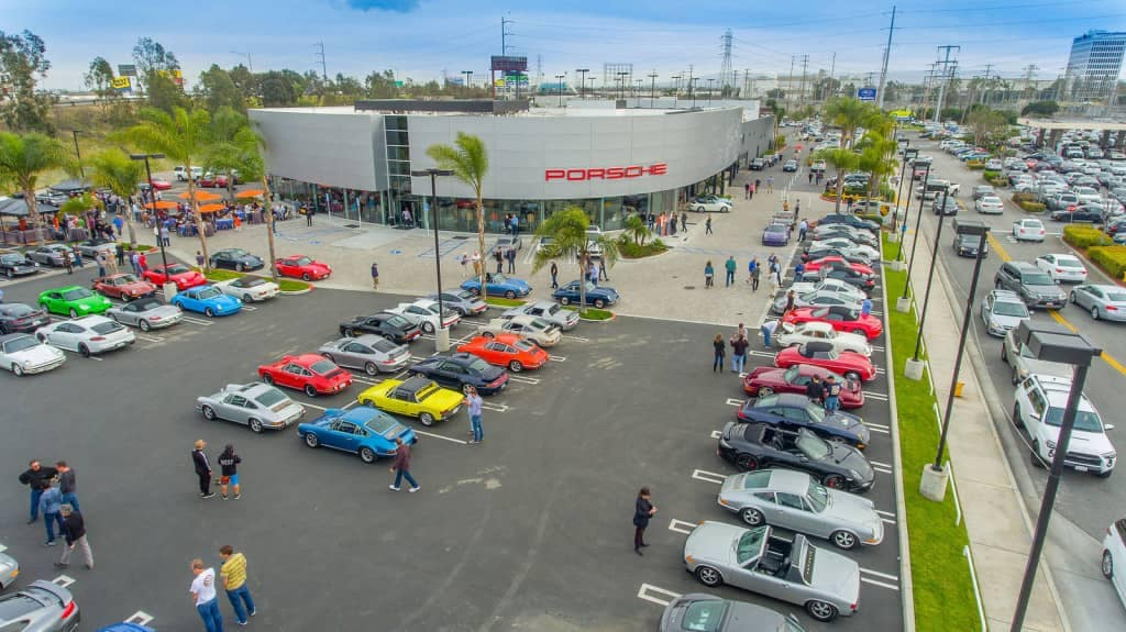 Porsche South Bay Classic Partner Open House