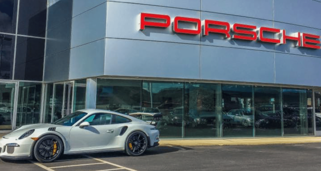 Porsche Spokane