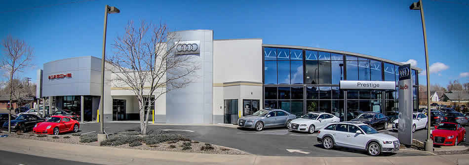 Prestige Imports - Porsche and Audi Dealer near Denver, CO