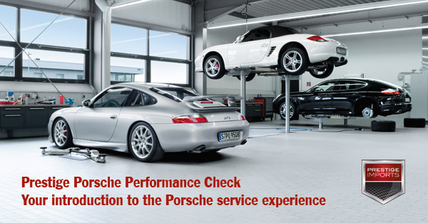 porsche performance check