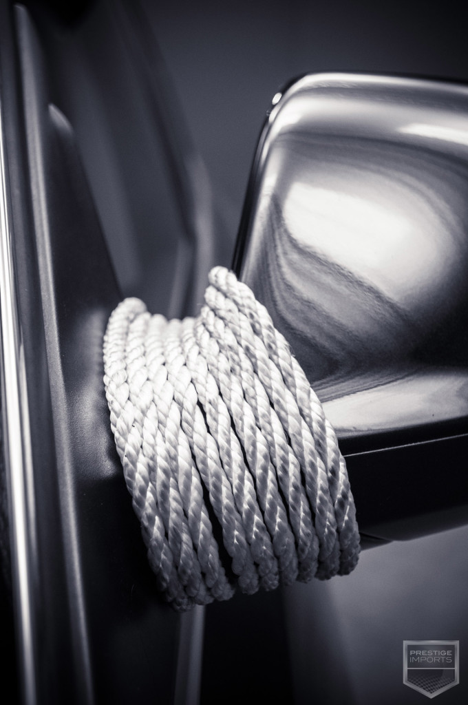 50 Shades - Mirror and Rope