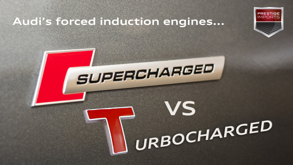 What is the difference between a turbocharger and a supercharger