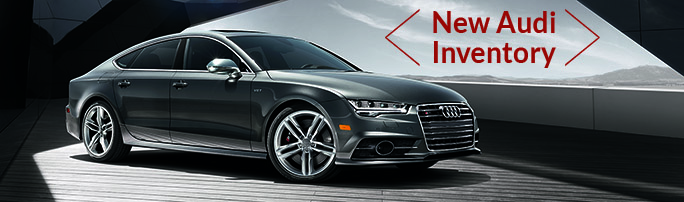 View New Audi Inventory