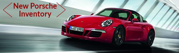 View New Porsche Inventory