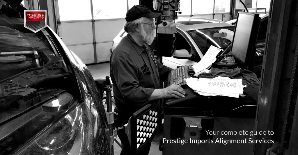 Porsche and Audi Alignment Services