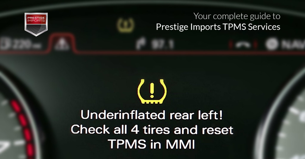 Complete guide to Porsche and Audi TPMS Services for Denver and Colorado Drivers
