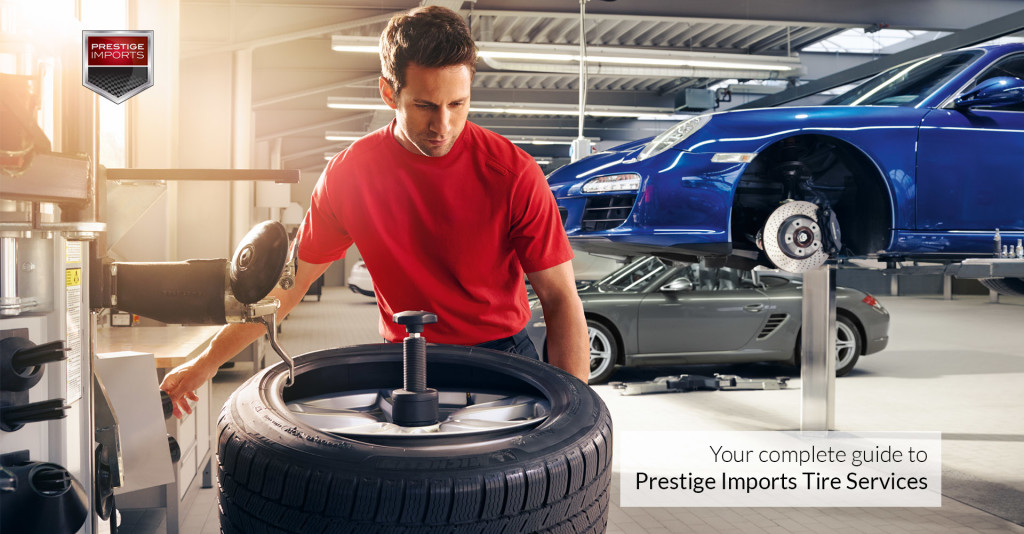 Complete guide to Porsche and Audi Tire Services