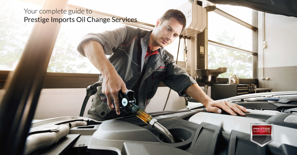 Your complete guide to Porsche and Audi Oil Change Services