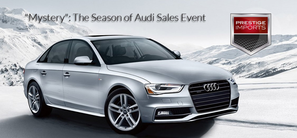 The Season of Audi