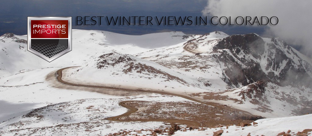 Colorado's Best Winter Views