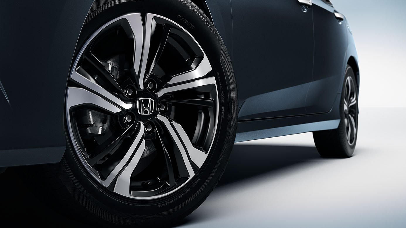 2016 Honda Civic Sedan Wheels