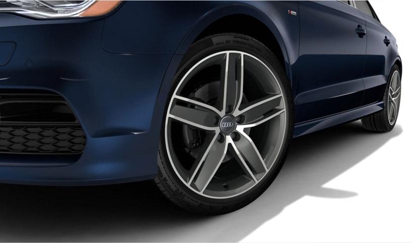 2016 Audi A3 wheels