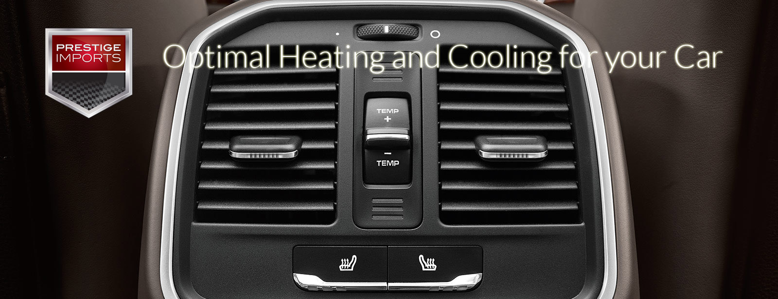 Optimal Heating and Cooling for your Car