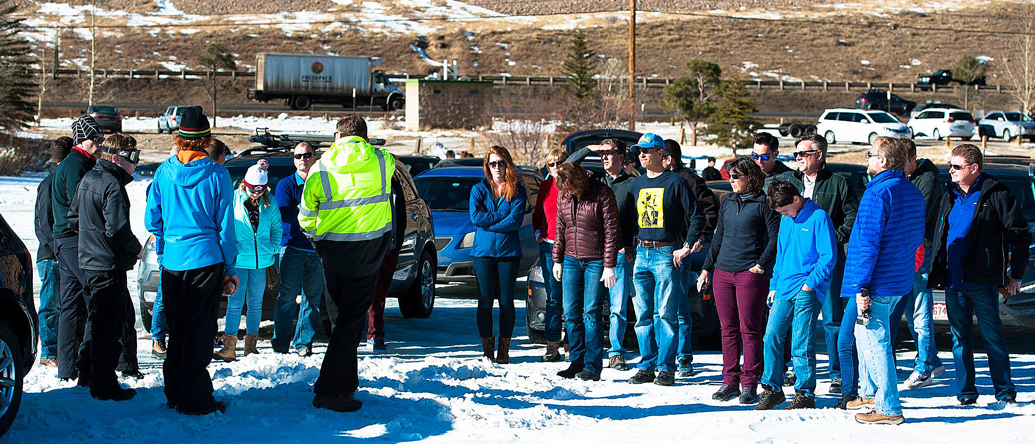 5th Annual Winter Driving Event: 02 and 03 January 2016