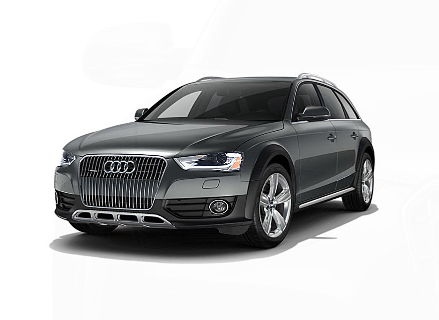 Audi Allroad Front