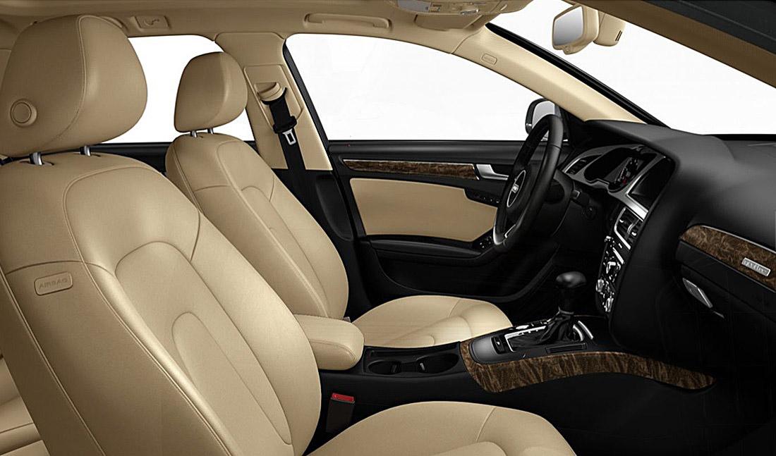 Audi Allroad Interior