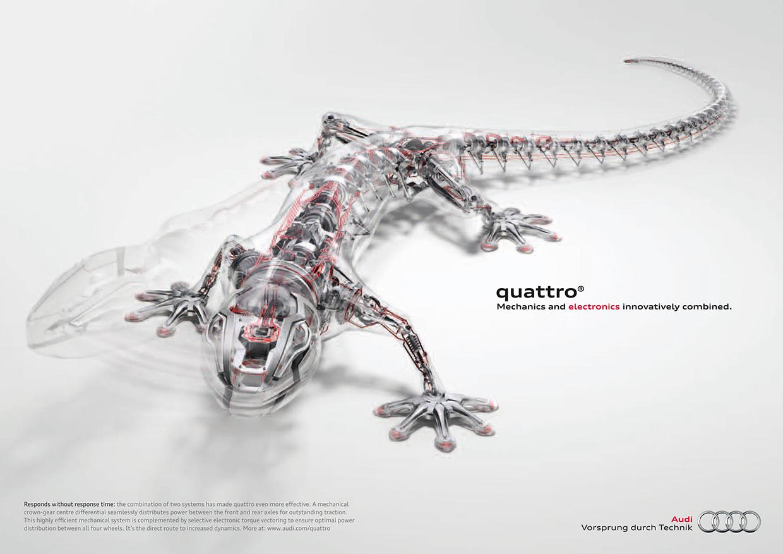 30th Anniversary Audi Gecko