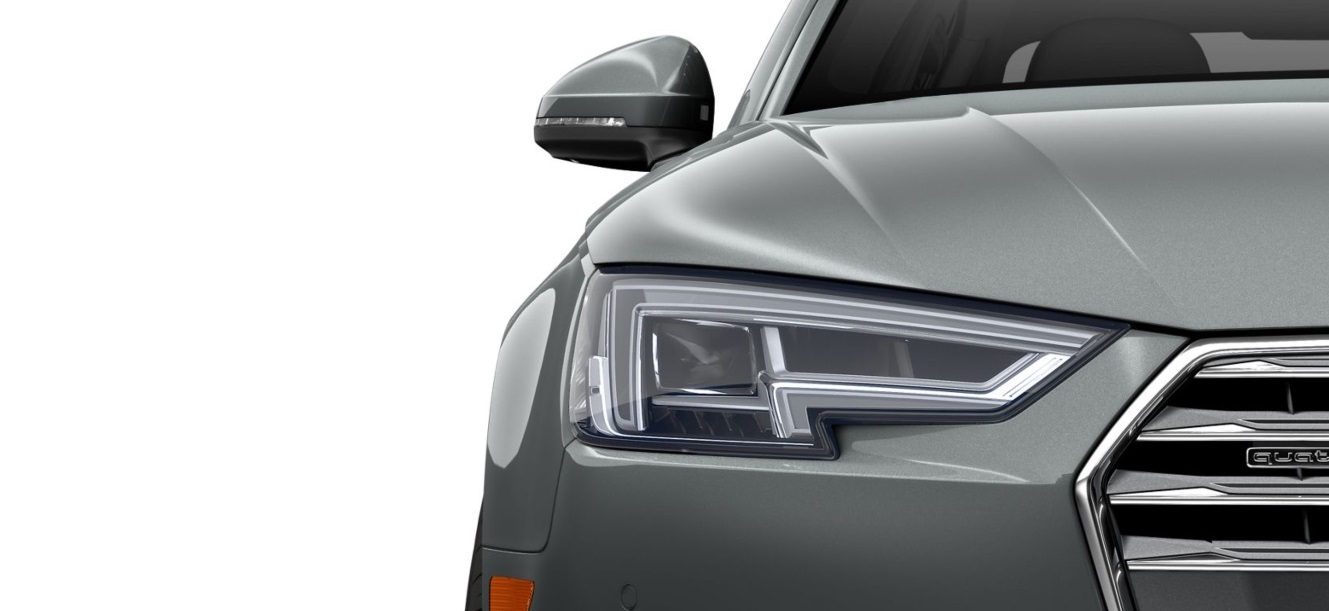 2017 Audi A4 Headlamp