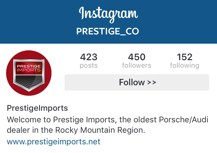 Prestige_CO Instagram Header