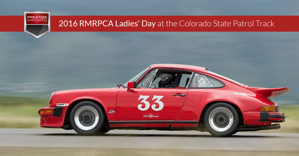 RMRPCA Ladies' Day 2016 at the Colorado State Patrol Track