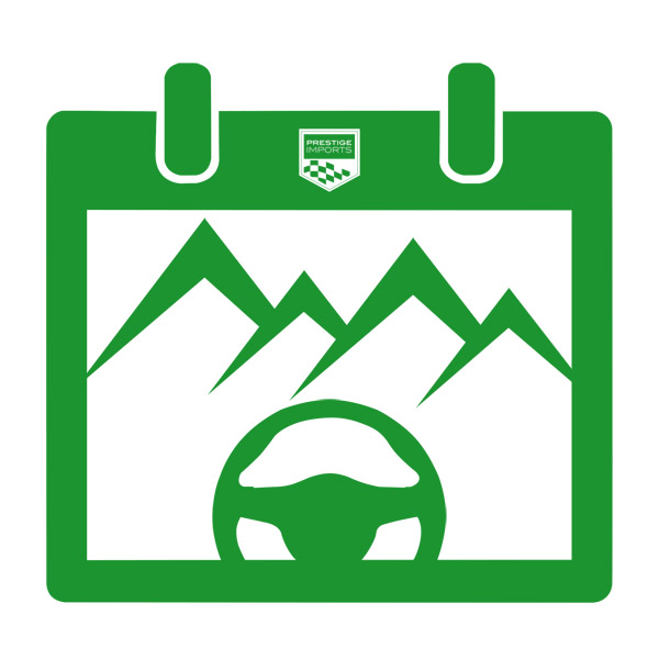 Prestige Imports Mountain Tour Icon
