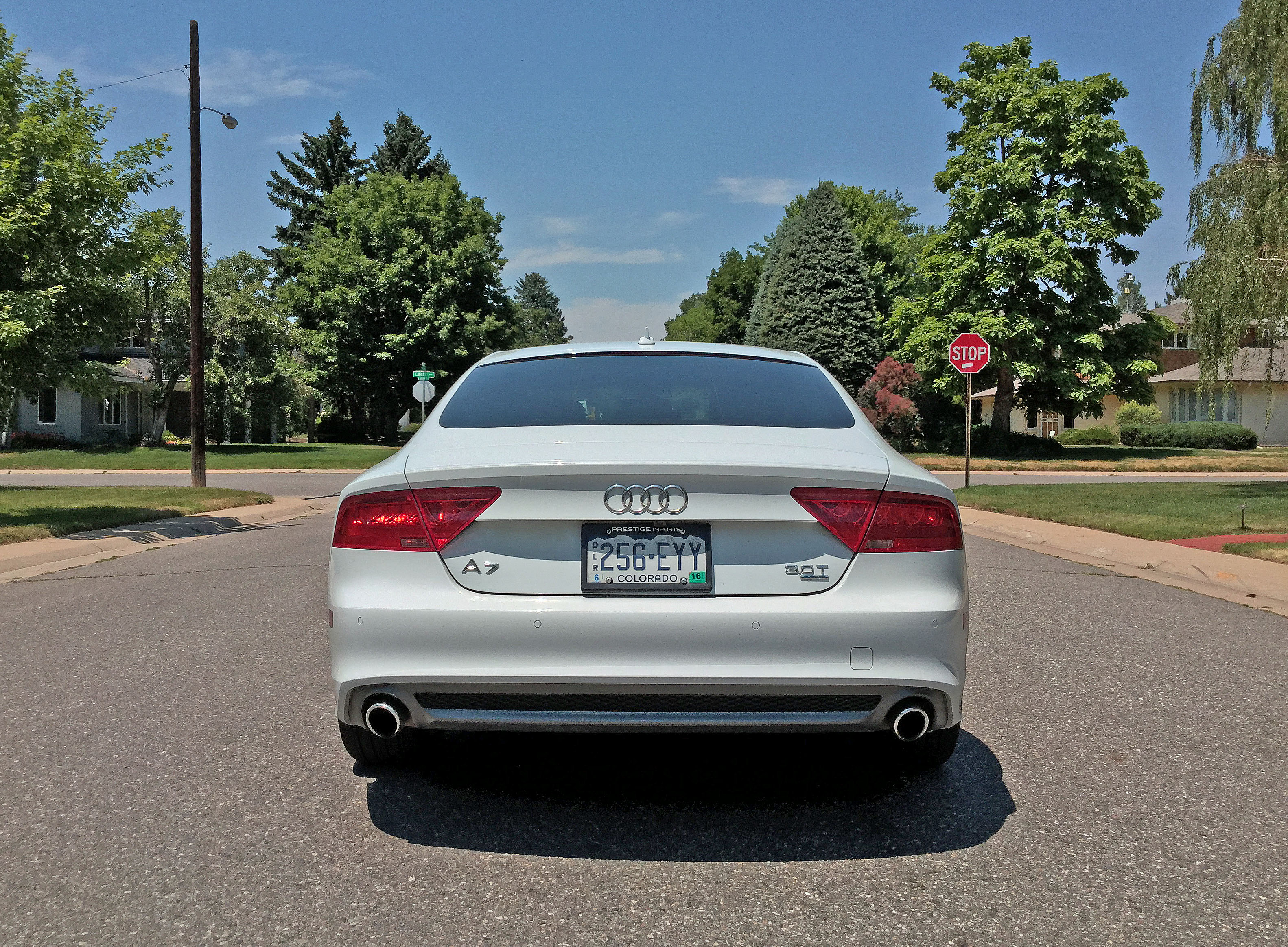 Denver s Hilltop Neighborhood and the Audi A7