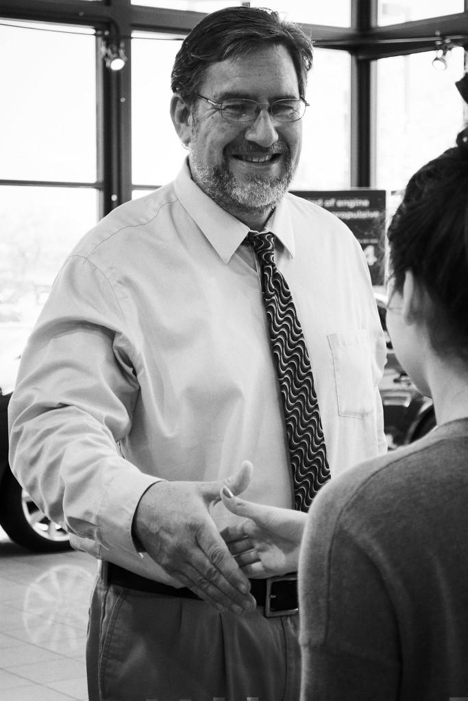 Warren Kaye - Audi Brand Specialist at Prestige Imports