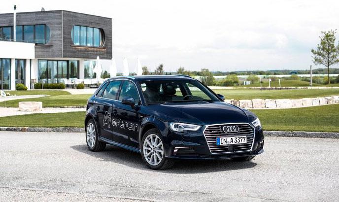 2017 Audi A3 e-tron