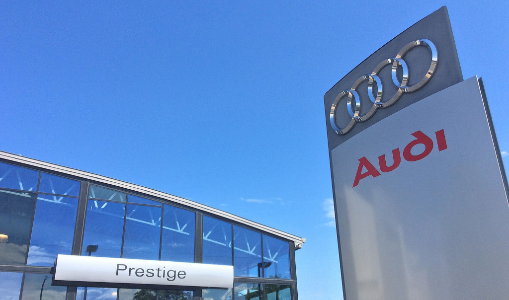 Prestige Imports Audi Dealership in Denver, CO - 2016