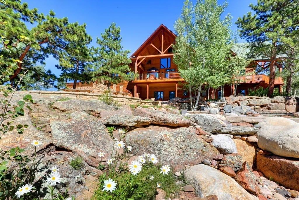 Aspen Falls - airbnb - Estes Park, CO