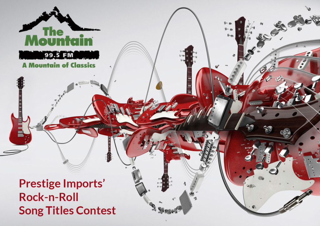 Prestige Imports Rock-n-Roll Song Titles Contest