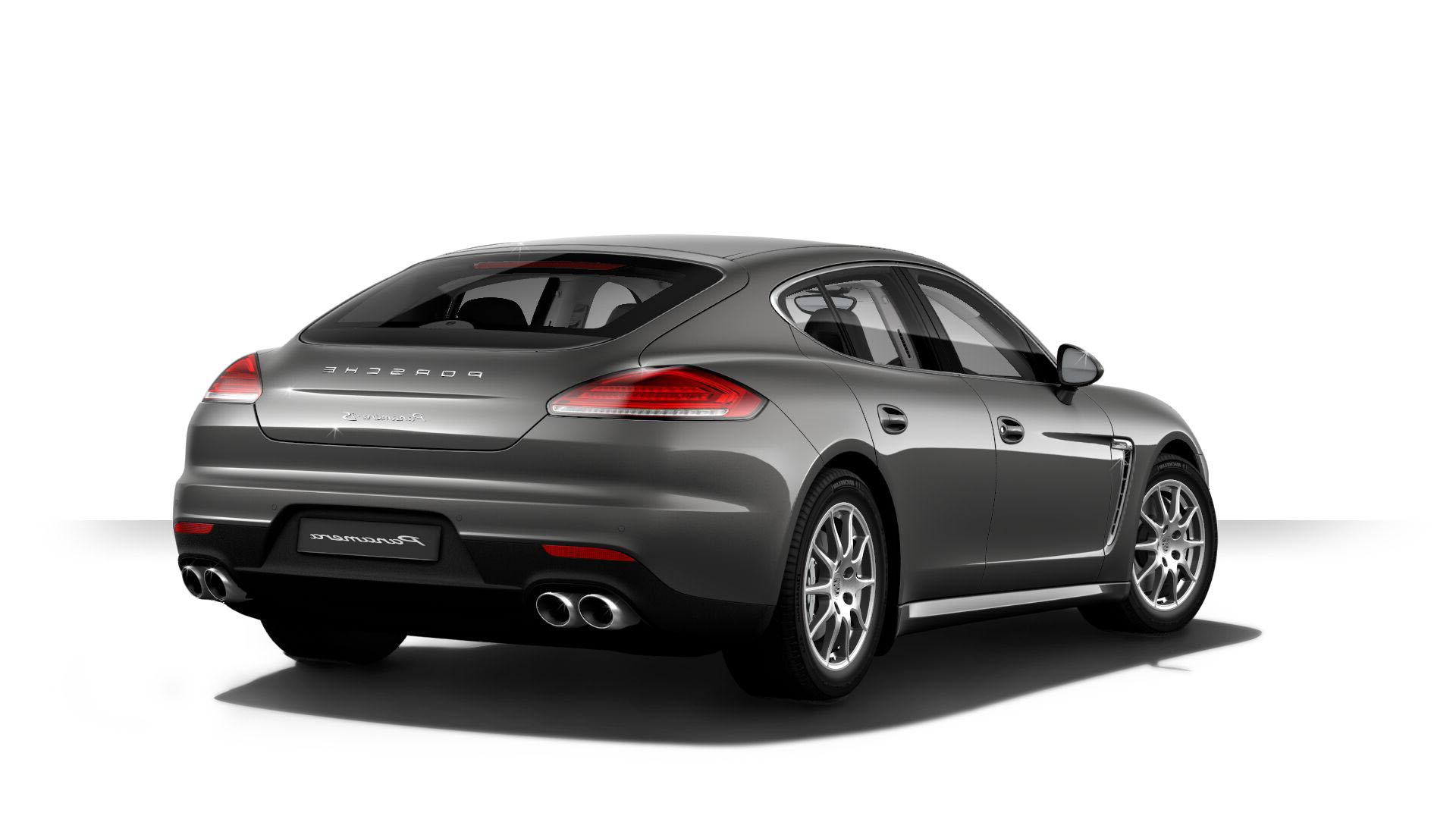 2016 porsche panamera vs 2017 porsche panamera exterior design details. Black Bedroom Furniture Sets. Home Design Ideas