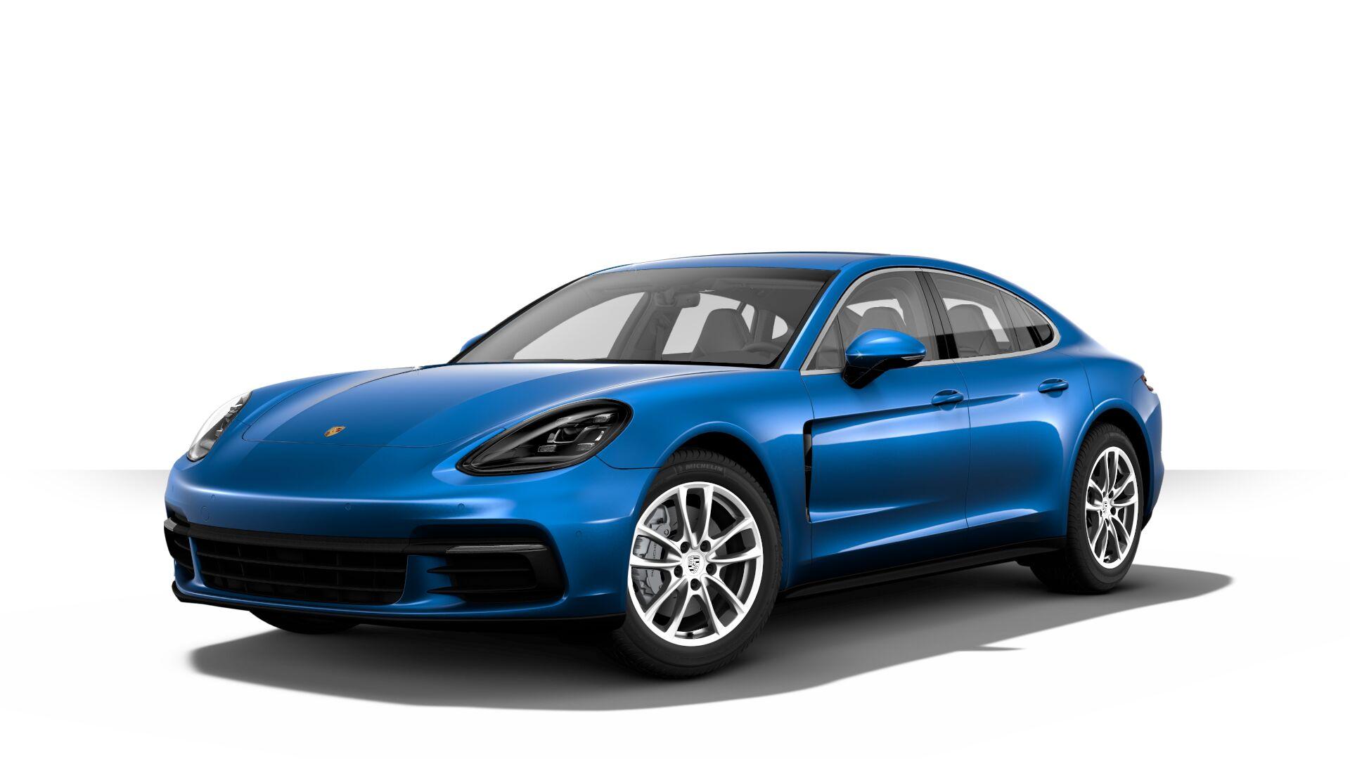 2017 Porsche Panamera Front View