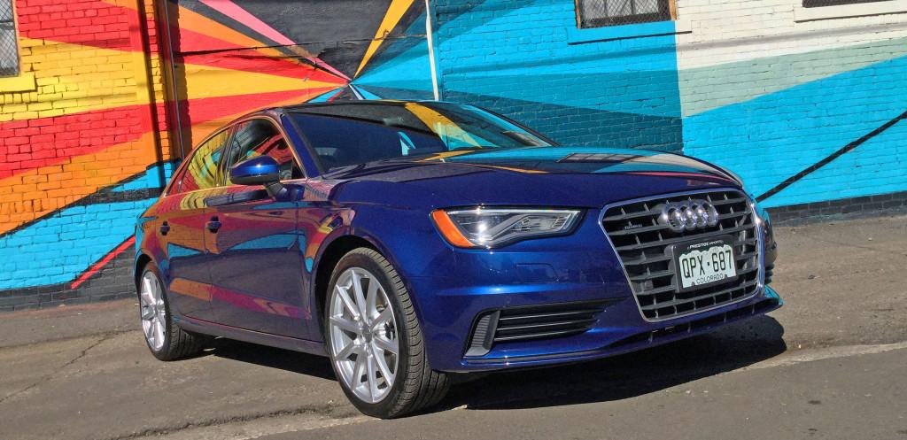 Denver Neighborhood Guide - Audi A3 and the RiNo Art District of Denver