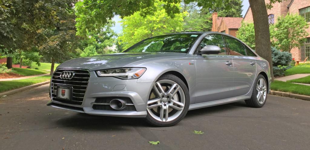 Denver Neighborhood Guide - the Audi A6 and the Bonnie Brea & Belcaro neighborhood of Denver, CO