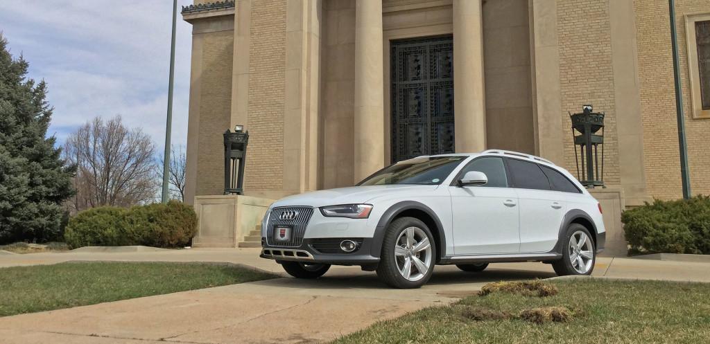 Denver Neighborhood Guide - the Audi allroad and the Highland neighborhood of Denver, CO