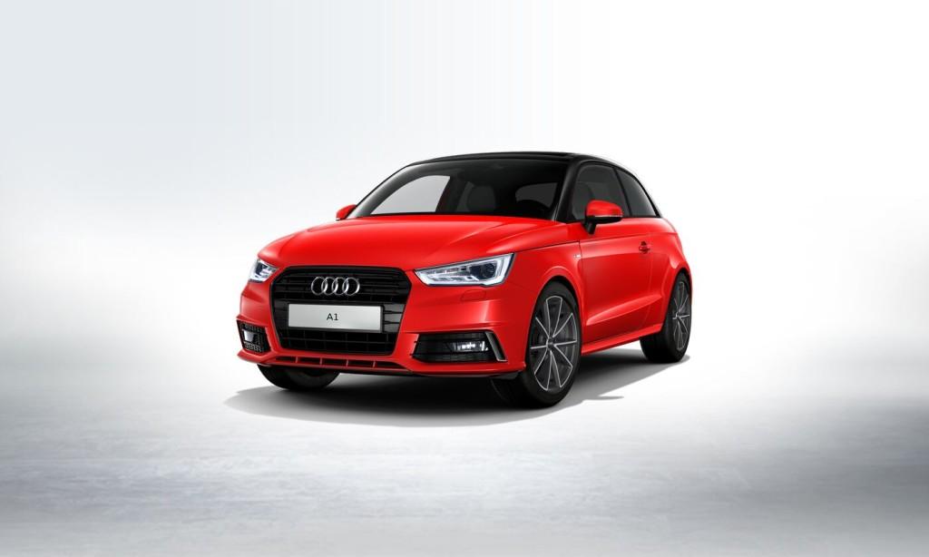 Audi's European Models - the Audi A1