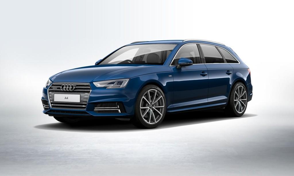 Audi's European Models - the Audi A4 Avant