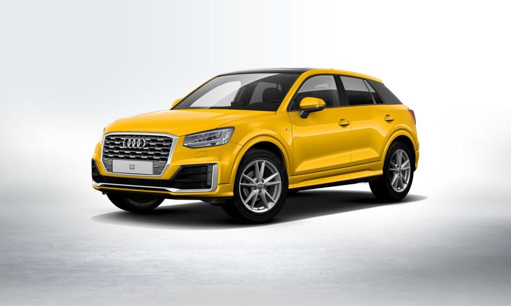 Audi's European Models - the Audi Q2