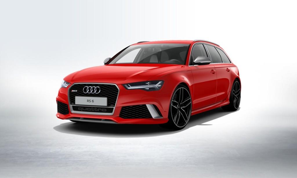 Audi's European Models - the Audi RS6 Avant