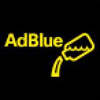Audi Dashboard Warning Lights - AdBlue - Fluid - Yellow