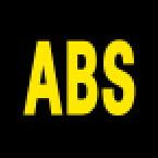 Audi Dashboard Warning Lights - Anti-lock Braking System - ABS - Yellow