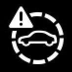 Audi Dashboard Warning Lights - Audi pre sense - White