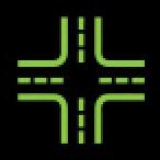Audi Dashboard Warning Lights - Predictive efficiency assist 5 - Green